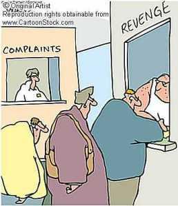 customer revenge