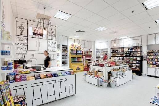 2d store design back to basics shopper marketing and for Room design 2d
